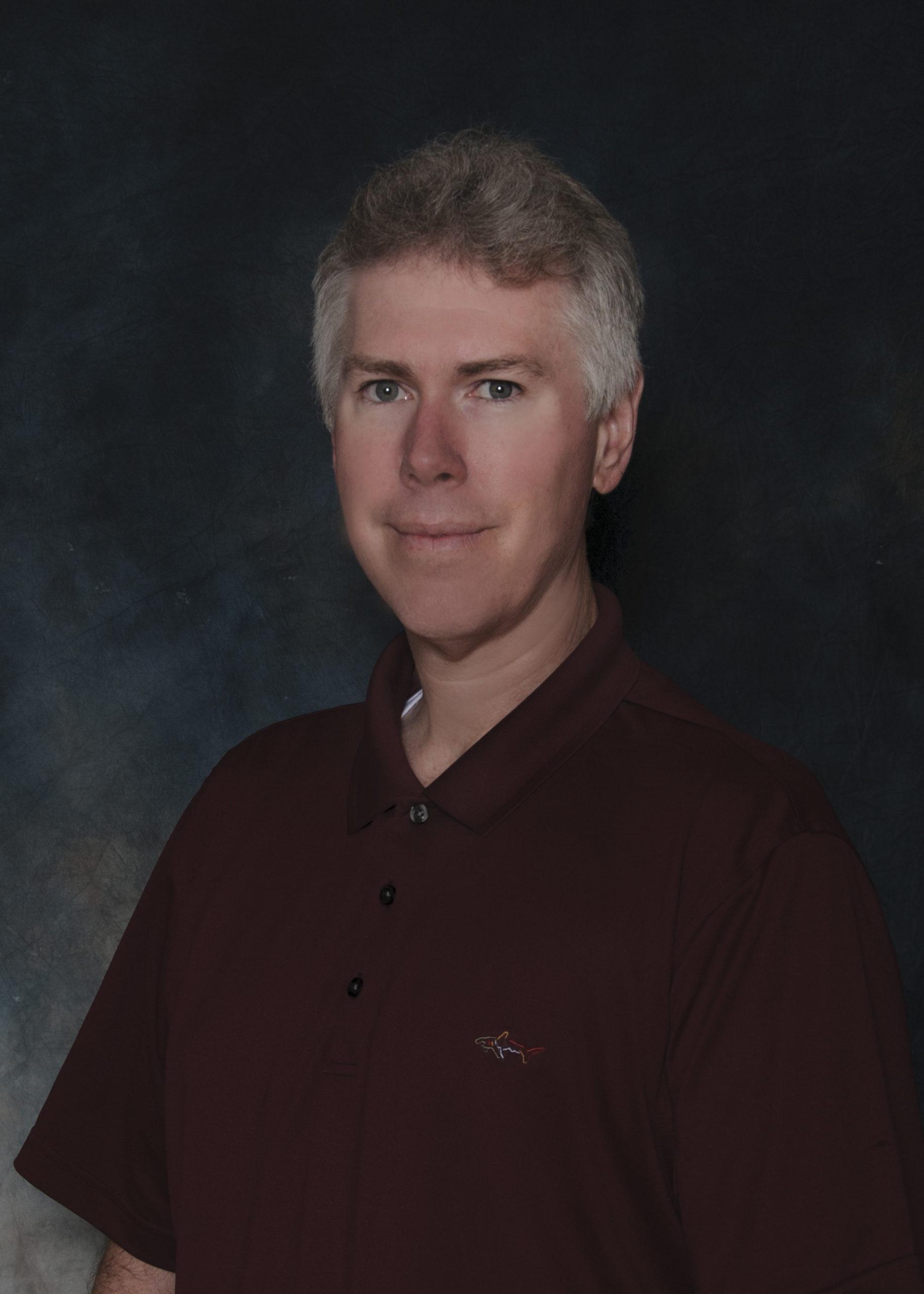 Instructor, Dr. Ed Vineyard