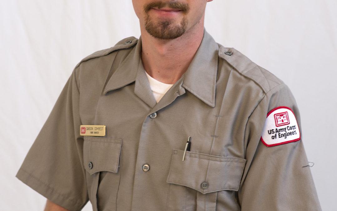 Carson Combest Takes Job as Summer Ranger